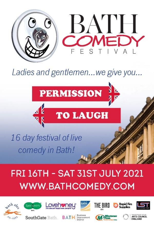 Permission To Laugh programme