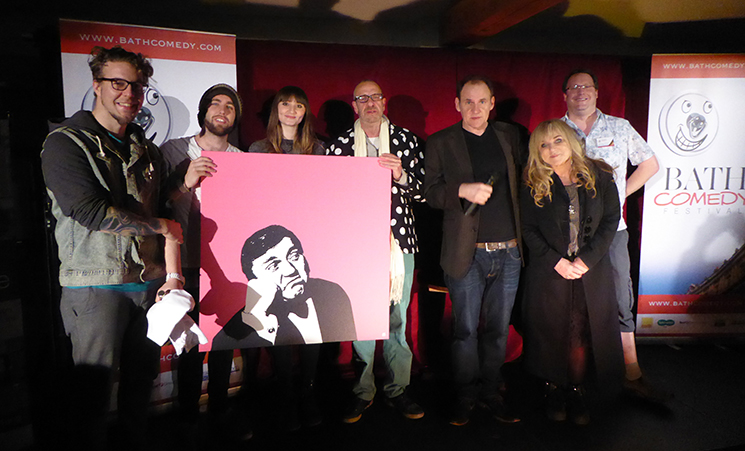 Bath Comedy Festival New Act Competition 2015 Winners